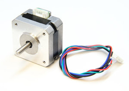 NEMA17 25mm Stepper Motor with detachable cable.