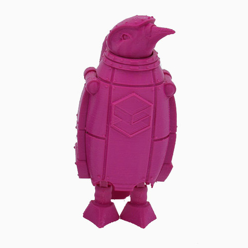Purple SnoLabs Penguin with Adaptive Layers!