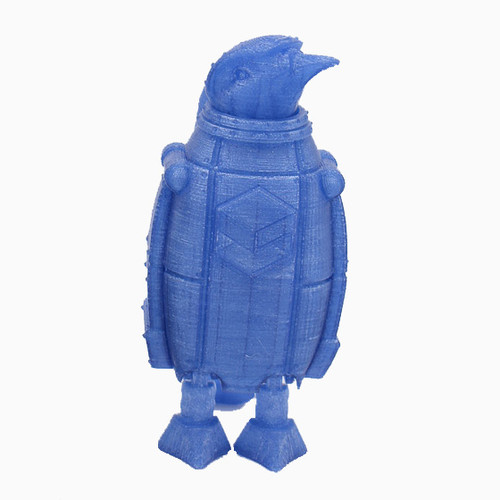 Galaxy Blue SnoLabs Penguin with Adaptive Layers!