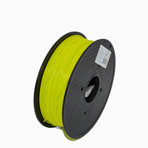 A 1KG spool of SnoLabs Sublime Green PLA+ (1.75mm)