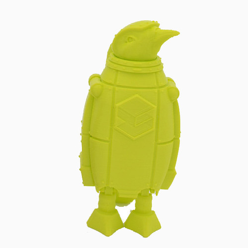 Sublime Green SnoLabs Penguin with Adaptive Layers!