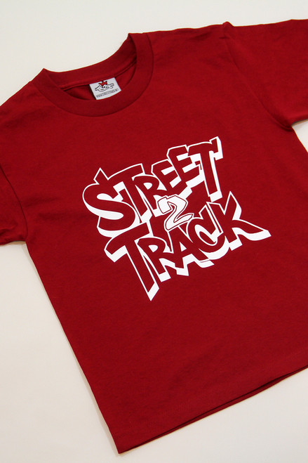 Kids Red Street2Track