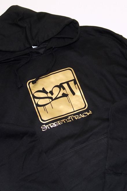 Gold S2T Box Hoodie
