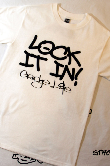 Street2Track Lock It In - Grudge Life - Black