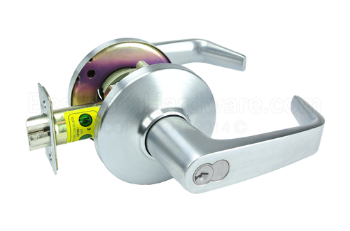The Best Access 9K Heavy Duty commercial cylindrical lever is an economical, lever lockset which provides an outstanding combination of value and performance. Designed for standard commercial applications.