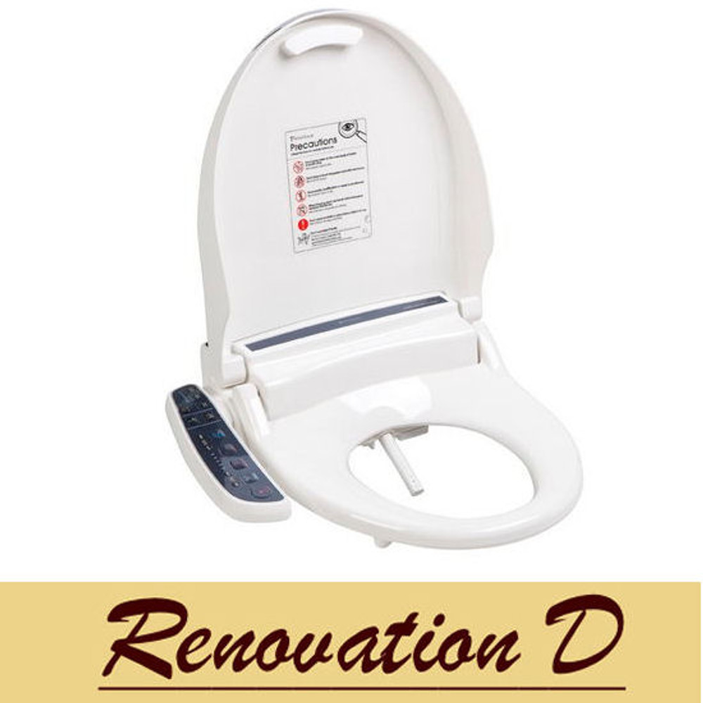 Pristine Bidet Washlet302 with Remote