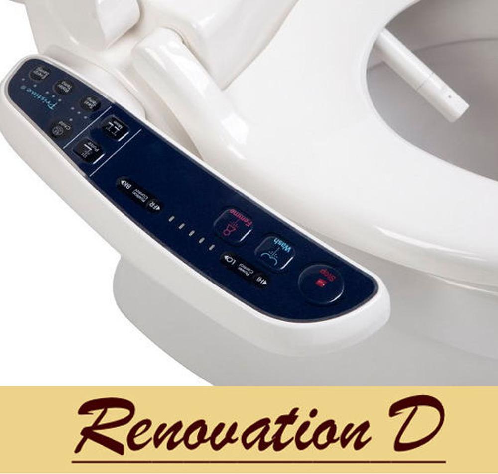 Pristine Bidet Washlet 101 with Remote
