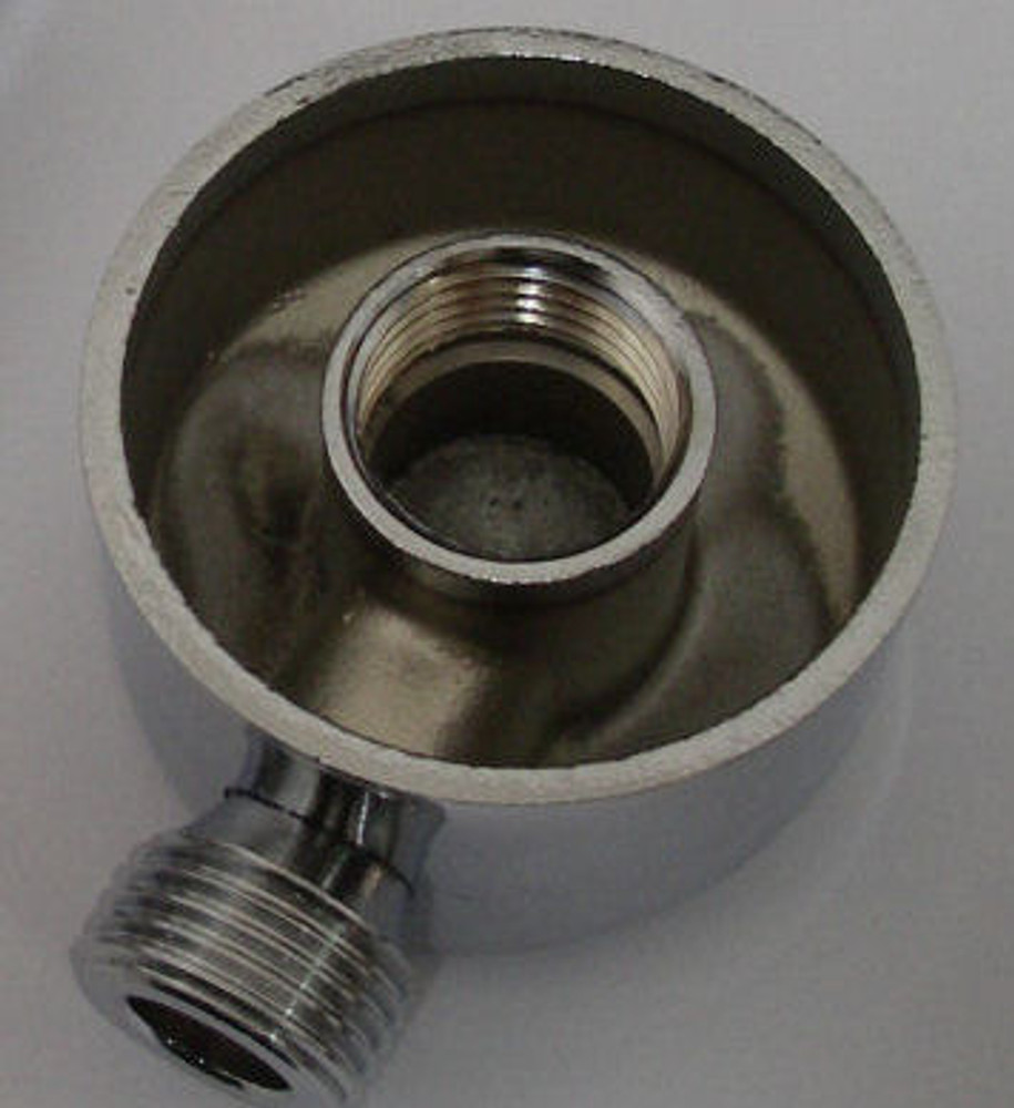 Round Shower Elbow