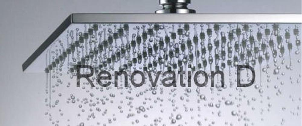 Normandy Ultra Thin Square Rain Shower Head 150,200,250,300,400mm