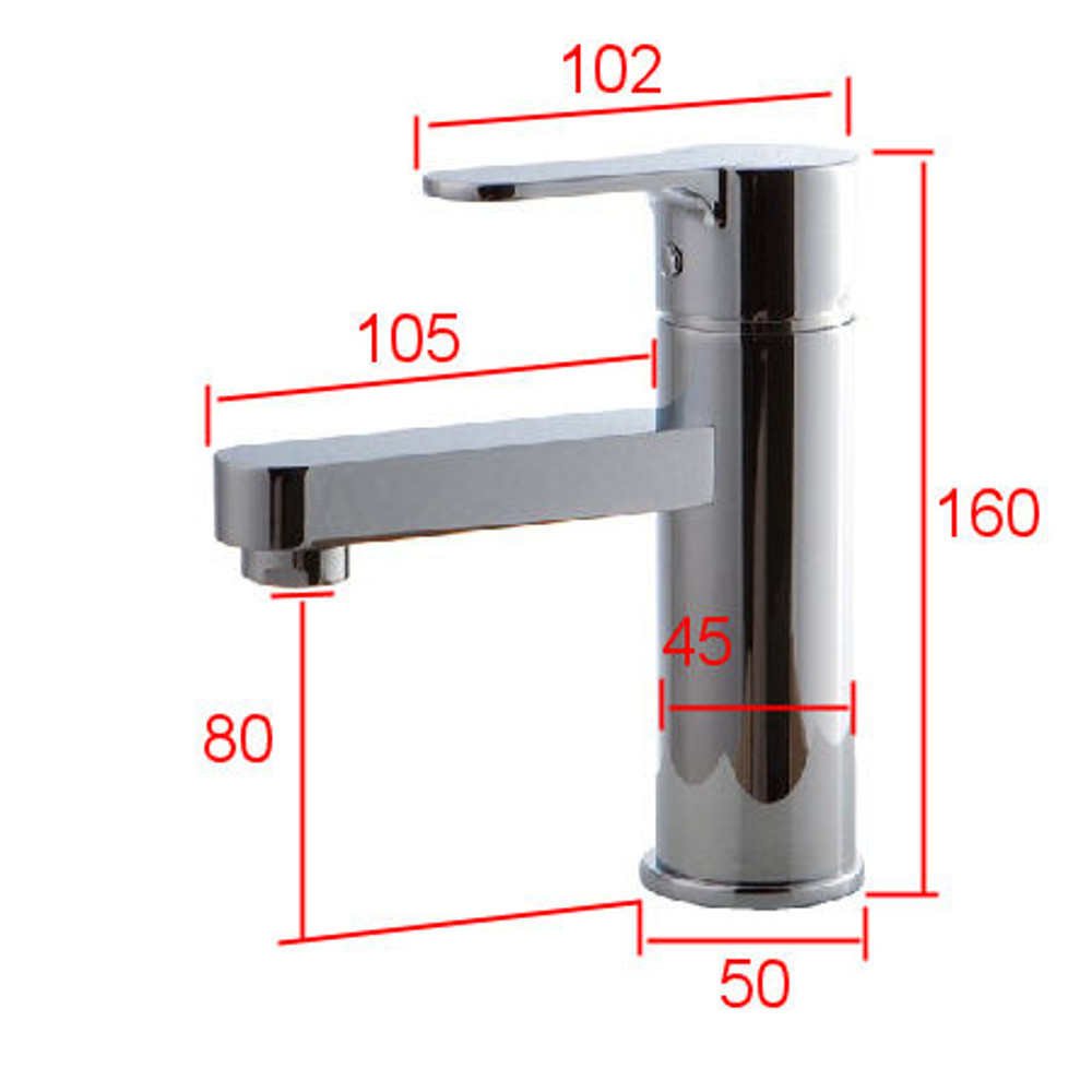 Normandy Royal Basin Mixer Tap