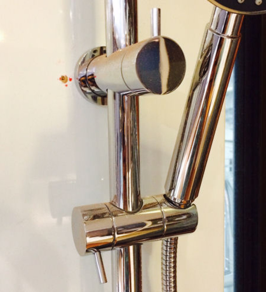 Round Shower Combination - Lollypop No.2 - Back Inlet