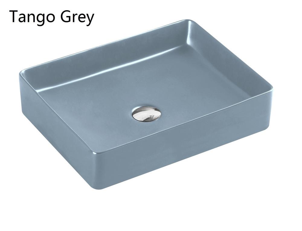 2718 Art Basin - Green Brown Black White Grey
