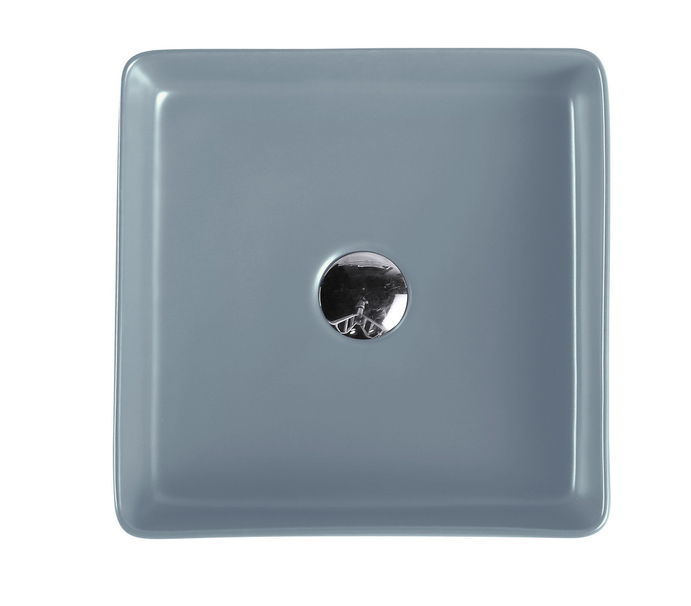2719 Art Basin - Green Brown Black White Grey
