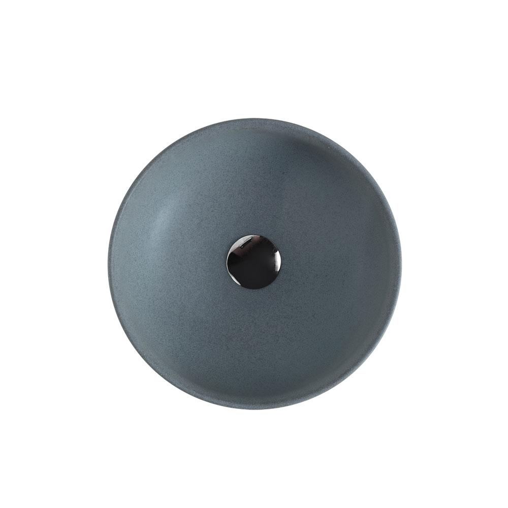 ASTI Art Basin - Black White Grey Cement