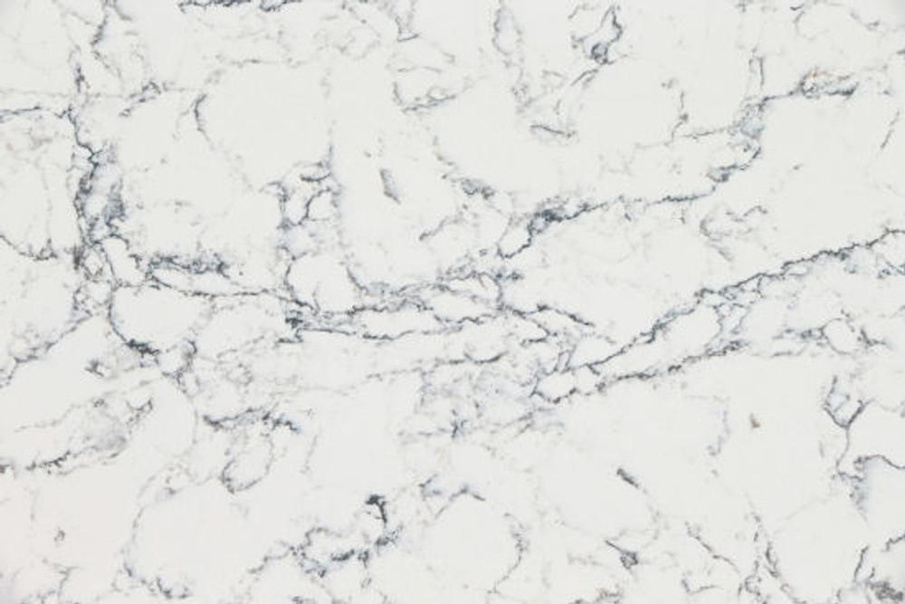 Caesarstone Bench Top Slab 3000 x 1400 -  White Attica 5143