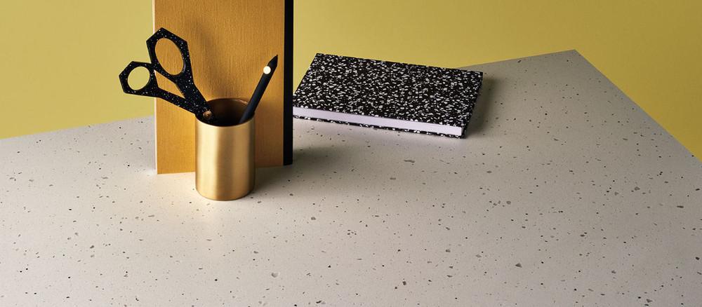 Caesarstone Bench Top Slab 3000 x 1400 -  Frozen Terra™ 4601