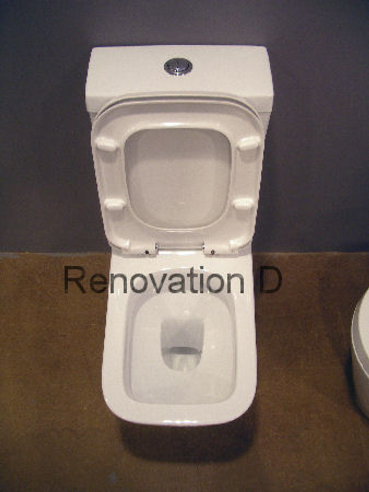 KEMP THREE Wall Faced Toilet Suite