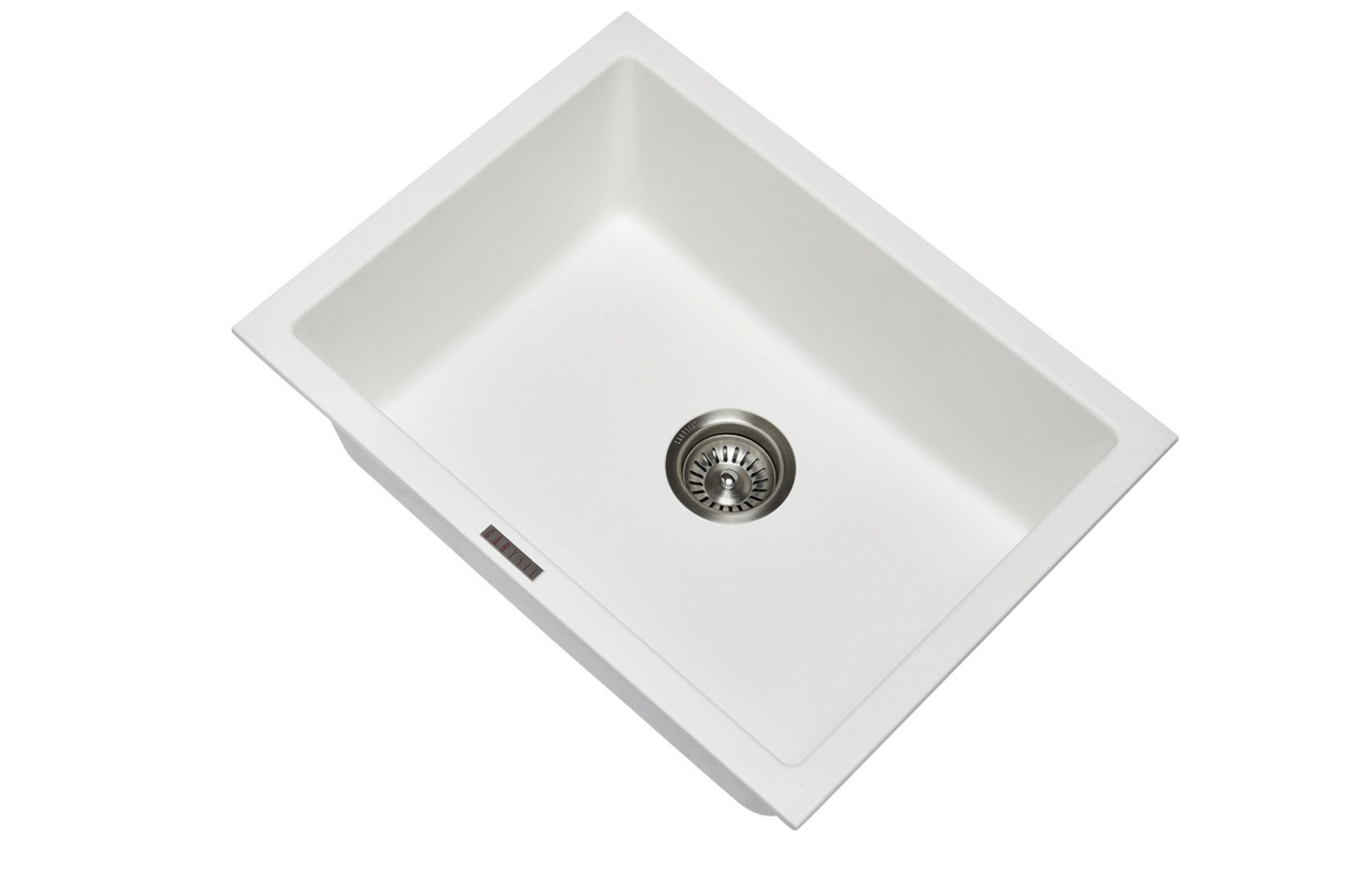 Carysil Granite Kitchen Sink Drop In Or Under Mount