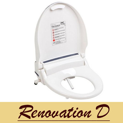 Pristine Bidet Washlet 501R with Remote