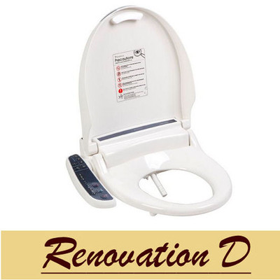 Pristine Bidet Washlet 101 with Remote
