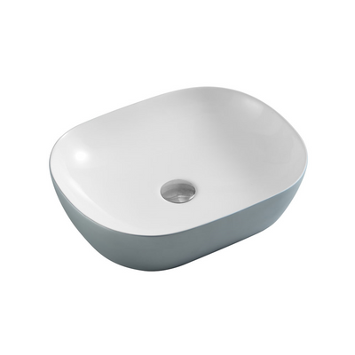 85GW Art Basin - Grey White