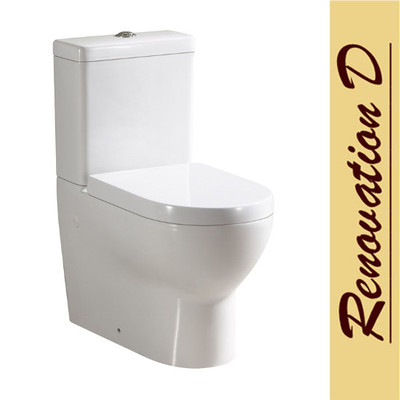 KEMP 014 Wall Faced Toilet Suite