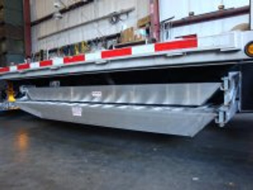 Ramp Storage Rack