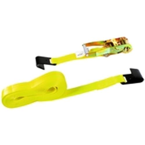 """2"""" x 30' Ratchet Strap w/ Flat Hook"""