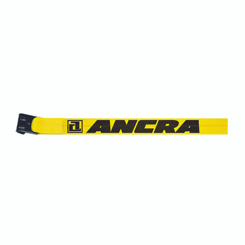 """Ancra 3"""" x 30' Winch Strap with Flat Hook Anchor 41660-10-30"""