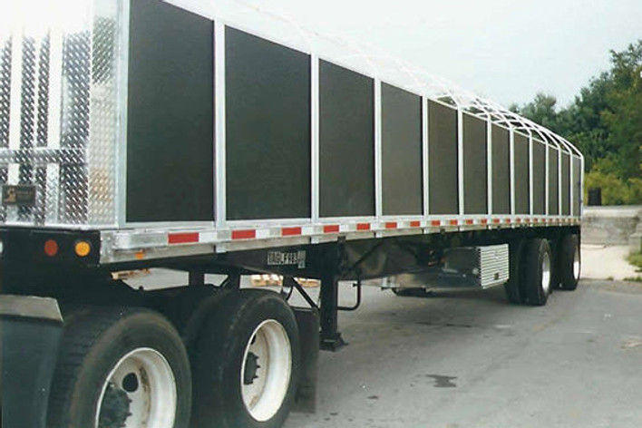Flatbed Side Kits Reduce Manual Tarping Of Loads
