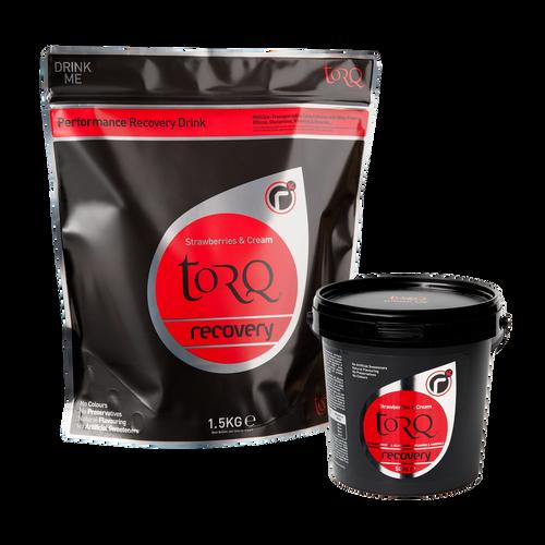TORQ Recovery - Strawberries & Cream