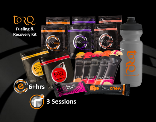Starter kit with fueling and recovery