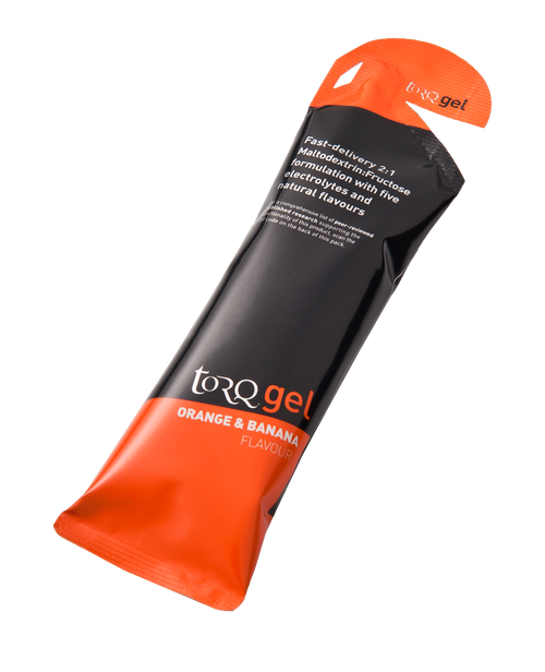 TORQ Gel - Orange & Banana