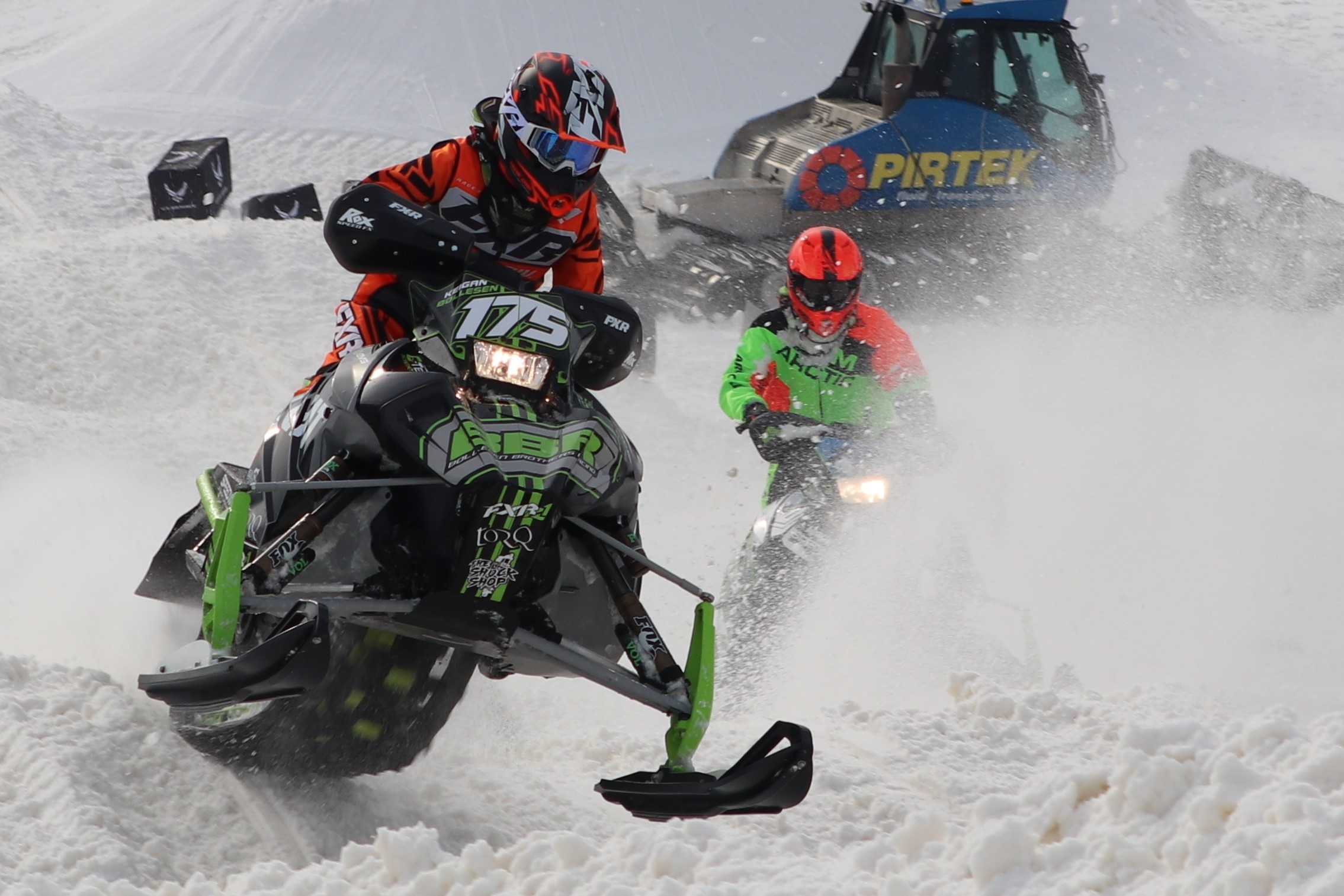 #TORQfueled Bollesen Bros Racing
