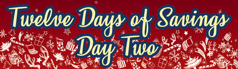 12 Days of Savings, Day 2-Fender Specials!