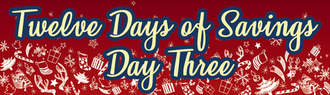 12 Days of Savings Continues with Hohner Accordions!