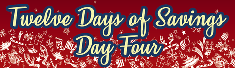 12 Days of Savings!  Day 4 Is For Microphones!