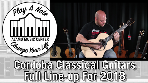 Cordoba Classical Guitars Overview