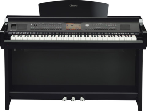Yamaha Clavinova CVP-705 Demo - Hear it Now!