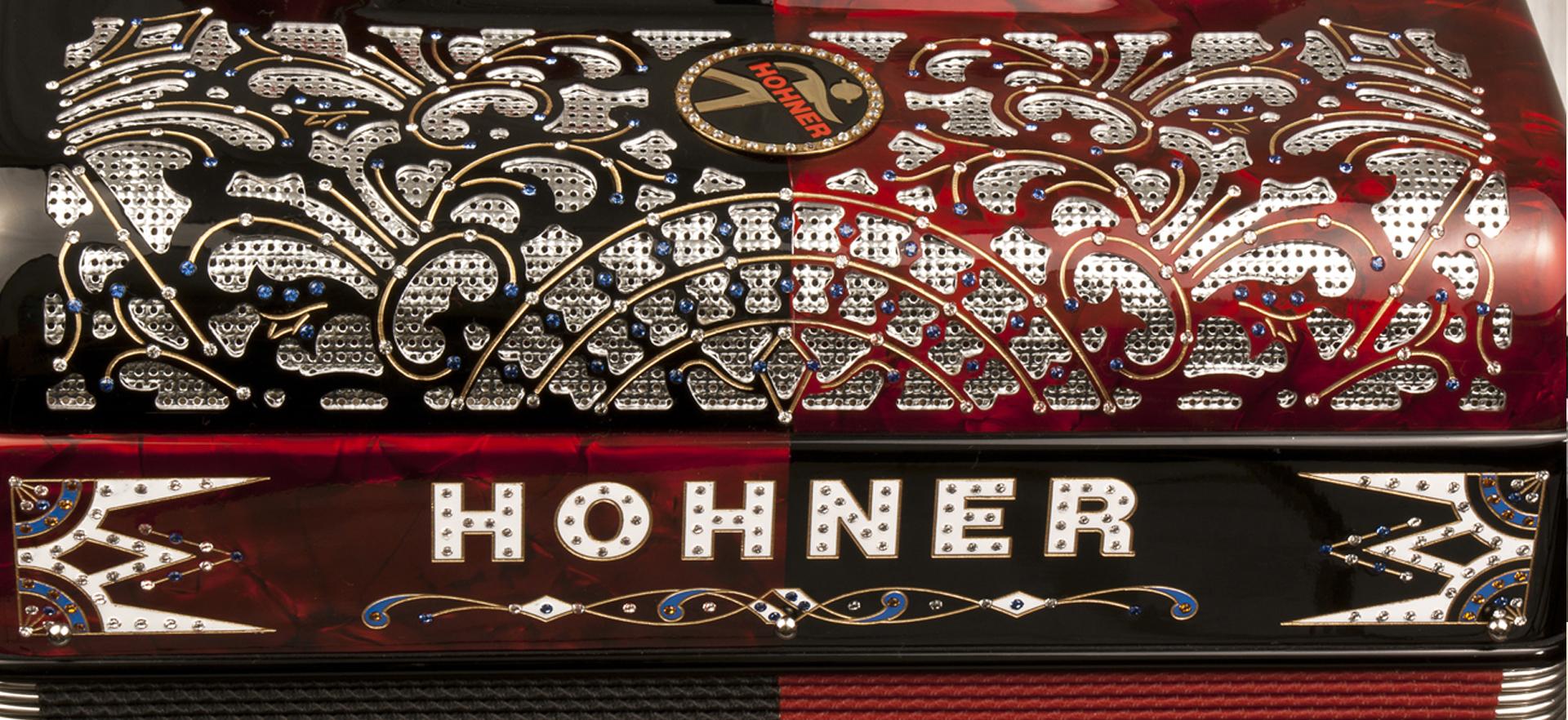 Hohner Anacleto Accordion