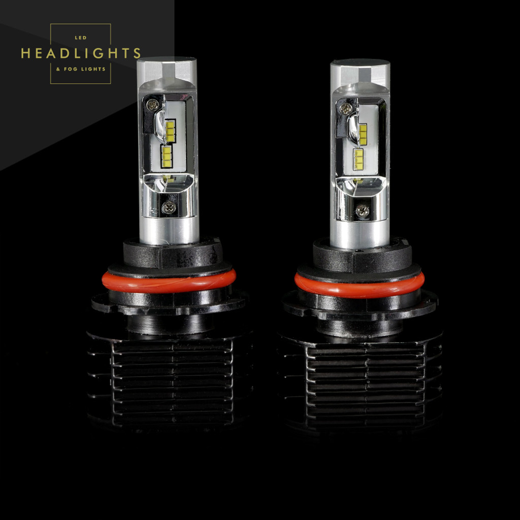 GTR Lighting Ultra Series LED Headlight Bulbs - 9007 / HB5 - 3rd Generation