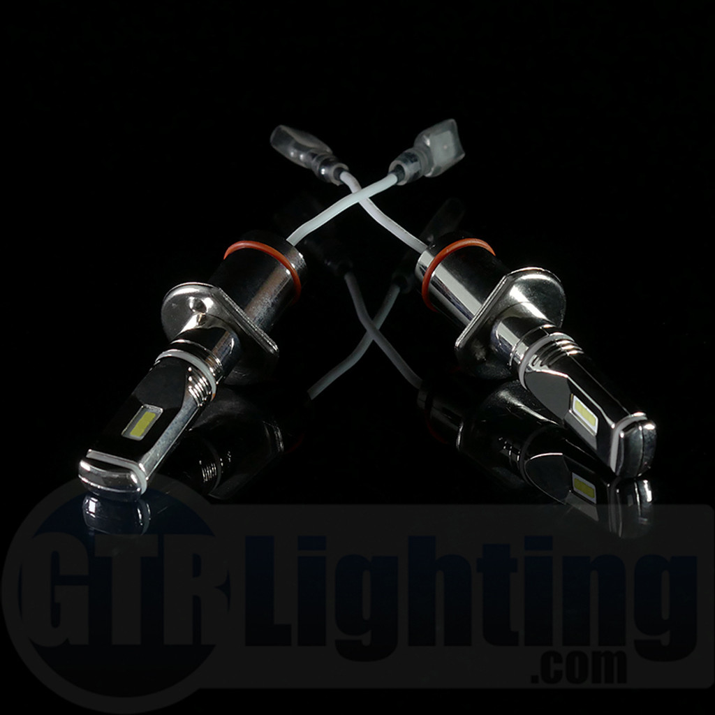 GTR Lighting Fog / DRL Ultra Series H1 LED Bulbs