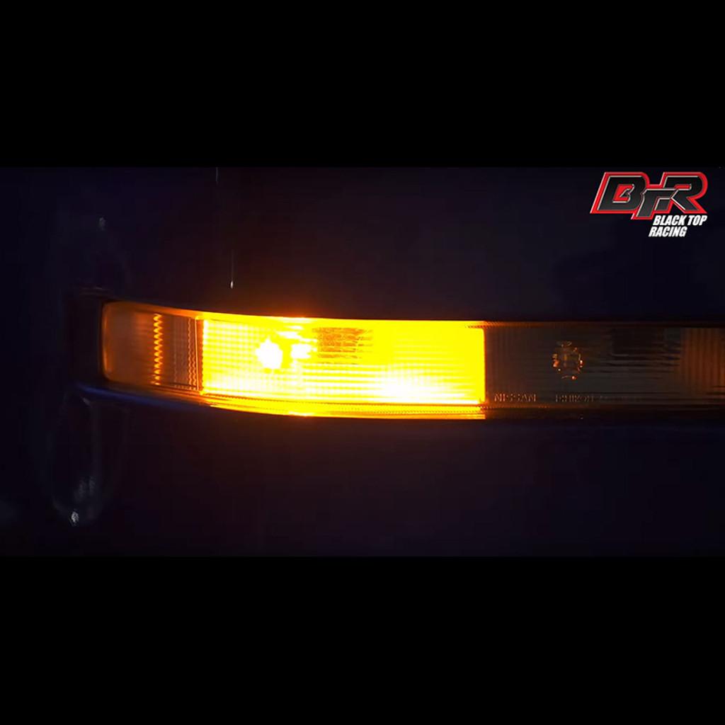 REAR BLINKER BULBS - 2003 - 2009 Nissan 350z LED Bulb Upgrade Kit