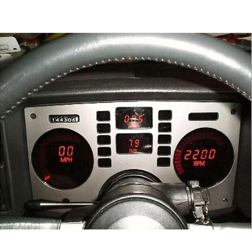 Pontiac Fiero Digital Dash Kit