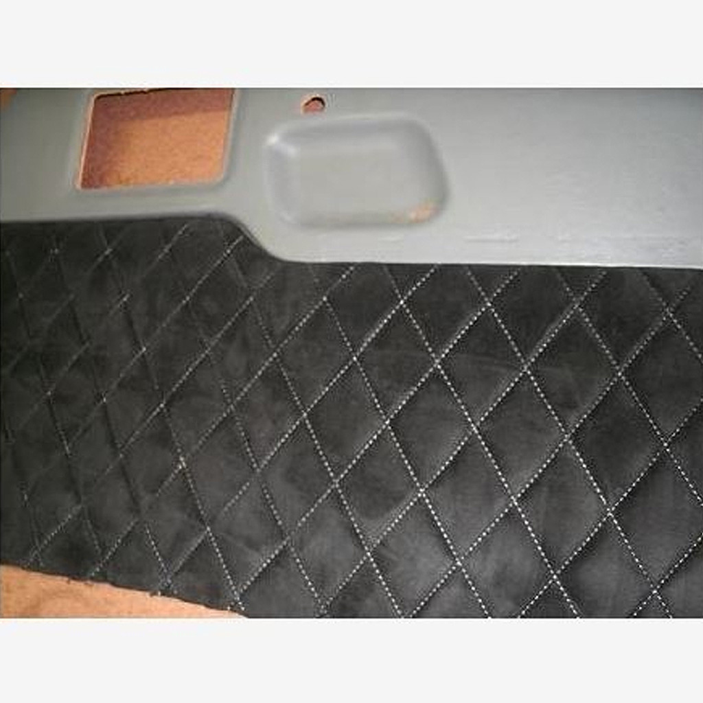 Pontiac Fiero Custom Door Panel Upholstery Kit with Diamond Stitching
