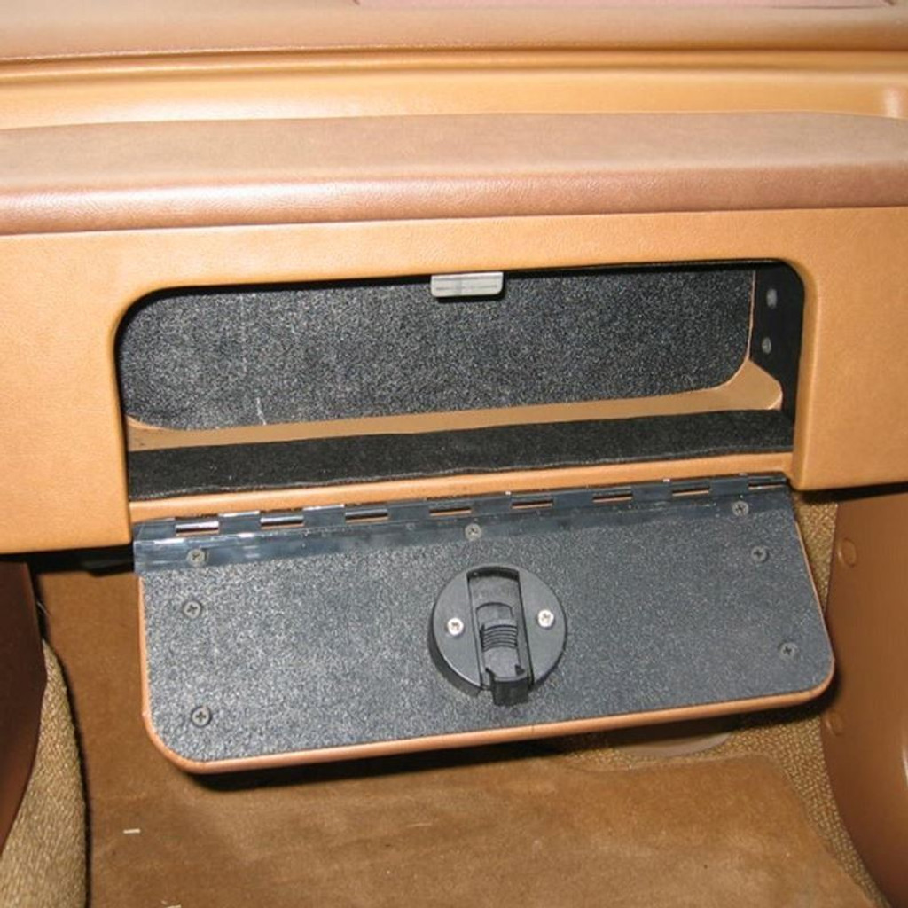 Pontiac Fiero Custom Dashboard Glove Box