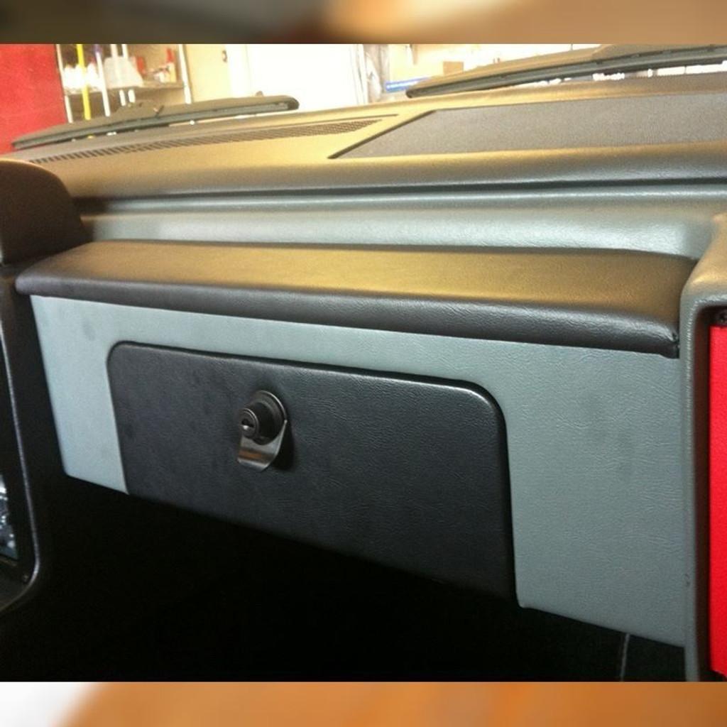 Pontiac Fiero Custom Dashboard Glove Box