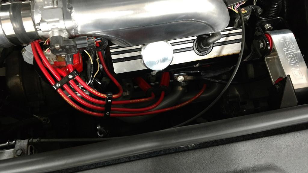 BTR Pontiac Fiero 2.8L V6 Billet Aluminum Dog Bone Mount with Poly Bushings