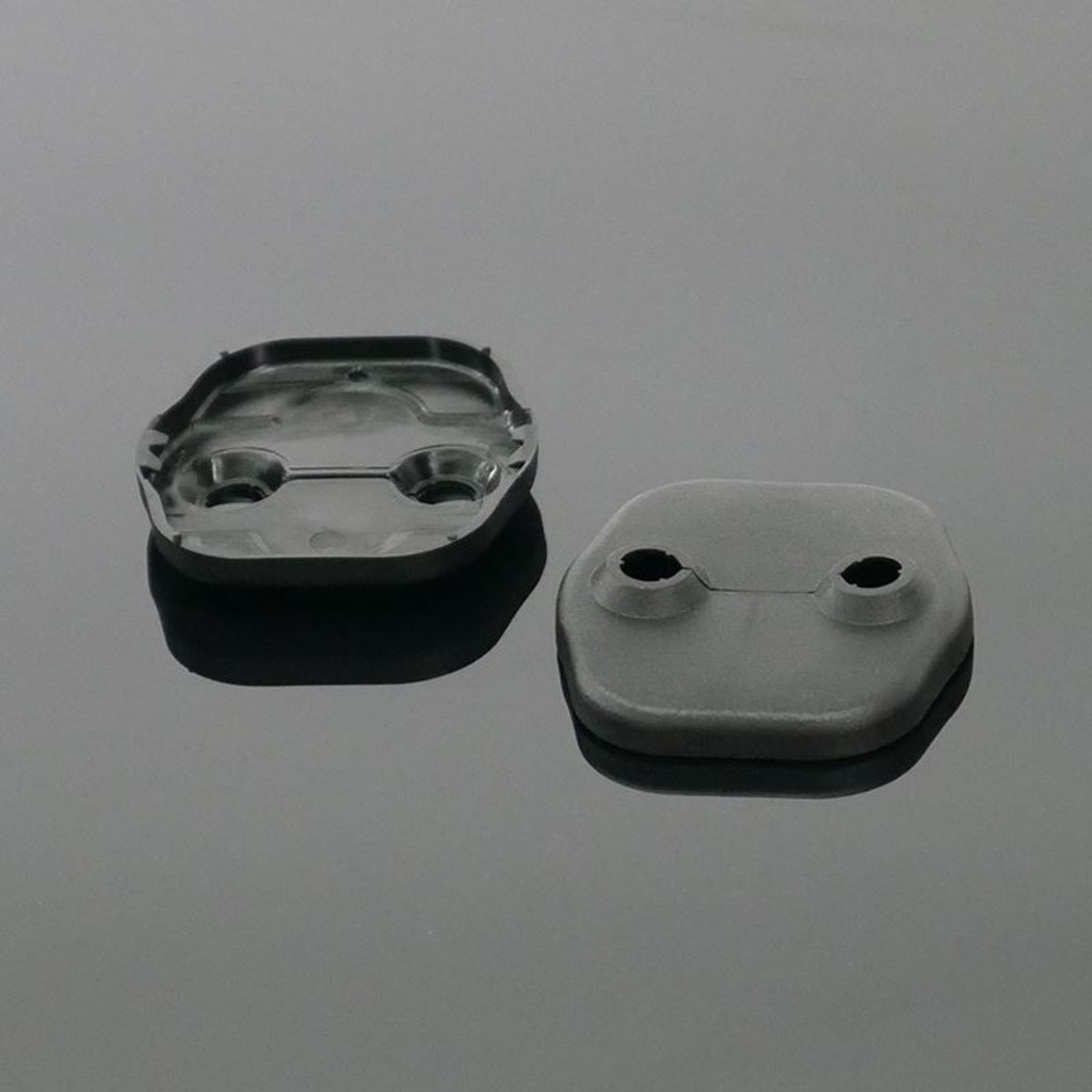 & BTR Plastic Inner Door Striker Cover Dressup Kit