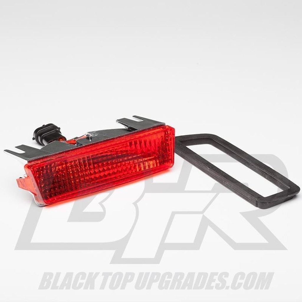 LVL 2 LED 3rd BRAKE LIGHT - 1984 - 1988 Pontiac Fiero LED Light Upgrade